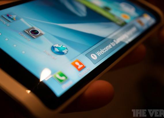 Samsung Galaxy Round, Ανακοίνωση αυτή την εβδομάδα;