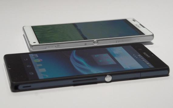 Sony Xperia Z και Xperia ZL