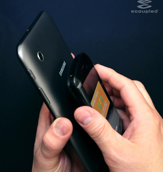Fulton Innovation, Τεχνολογία eCoupled επιτρέπει την ασύρματη φόρτιση συσκευής-σε-συσκευή