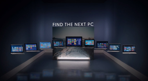 9 νέα μοντέλα υπολογιστών με Windows 8 [CES 2013]