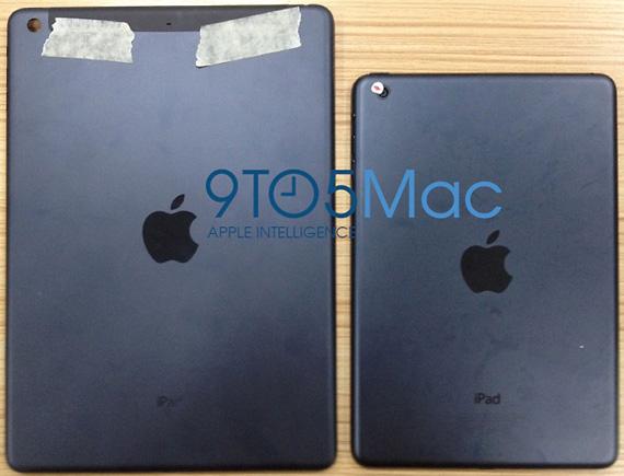 iPad 5 back plate leak
