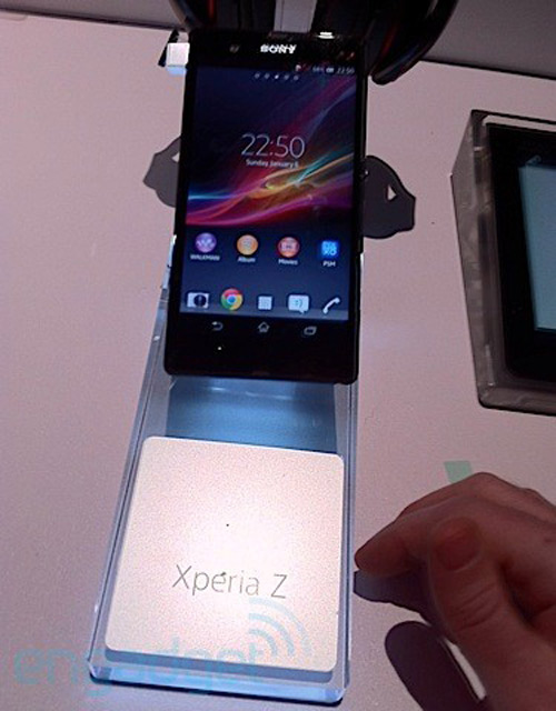 Sony Xperia Z, Περιμένει υπομονετικά να ανακοινωθεί στην CES 2013