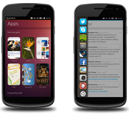 Ubuntu Phone OS, Κάνει ανεπίσημο ντεμπούτο μέσα από ένα hands-on video