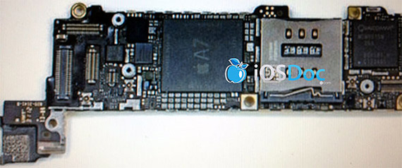 Apple A7 SoC leaked
