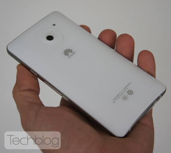 Huawei Ascend D2 hands-on Techblog.gr