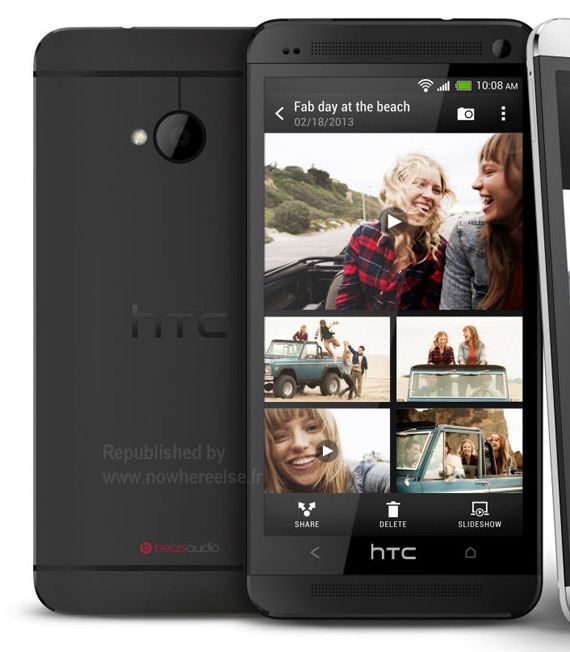 HTC One M7 official