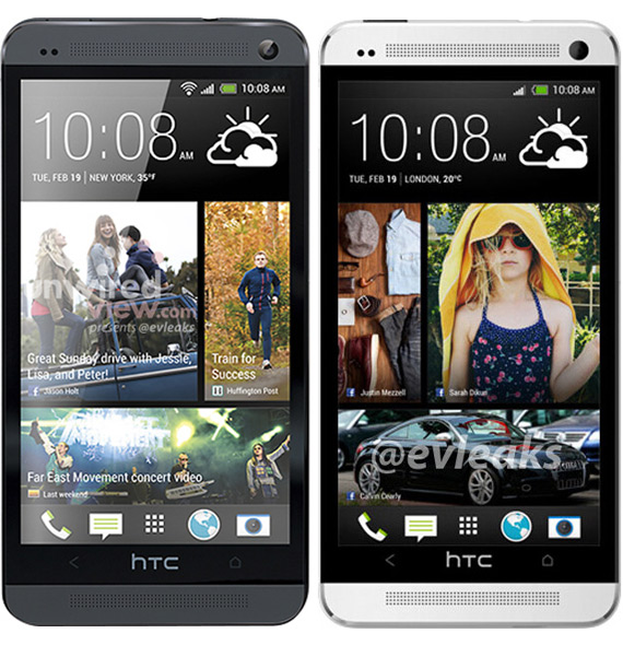 HTC One M7 family