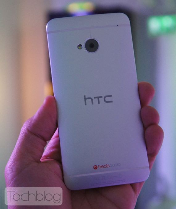 HTC One φωτογραφίες hands-on
