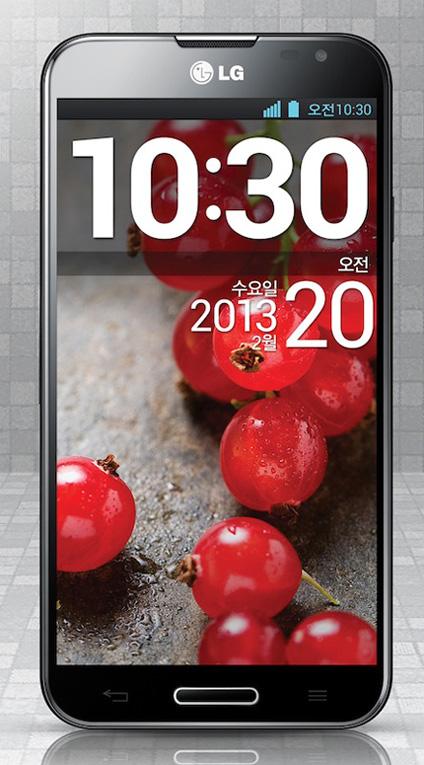 LG Optimus Pro 5.5