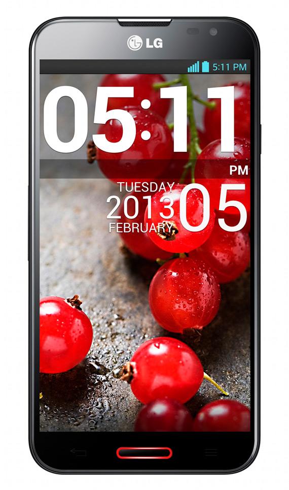 LG Optimus G series smartphone με τον Snapdragon 800
