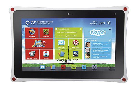 Nabi XD tablet