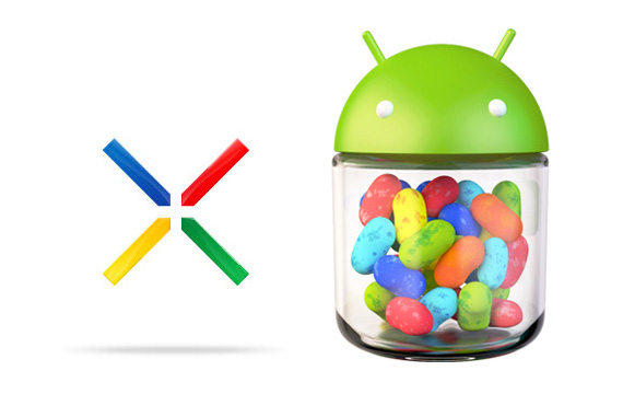 Nexus Android Jelly Bean