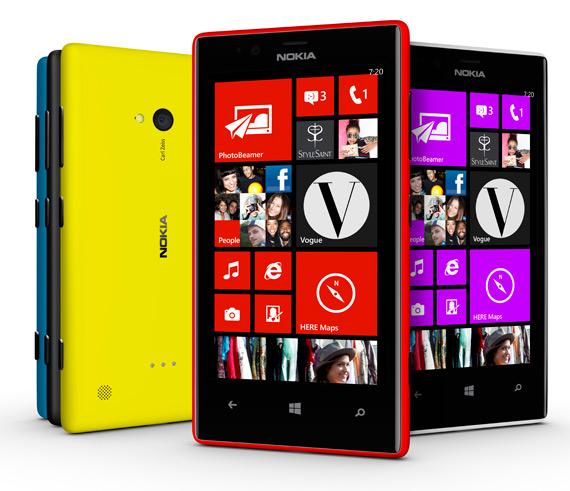 Nokia Lumia 720 πλήρη τεχνικά χαρακτηριστικά και αναβαθμίσεις