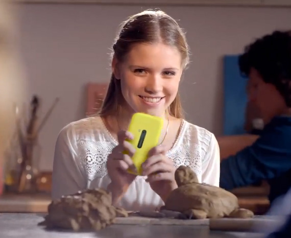 Nokia Lumia mystery