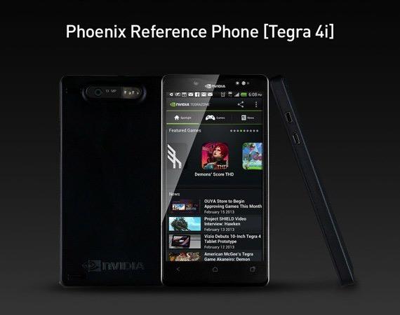 Phoenix NVIDIA Tegra 4i