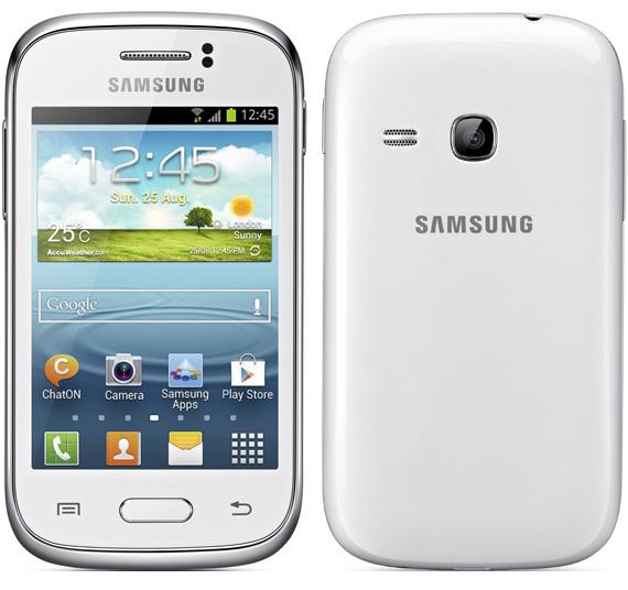 Samsung Galaxy Young πλήρη τεχνικά χαρακτηριστικά και αναβαθμίσεις