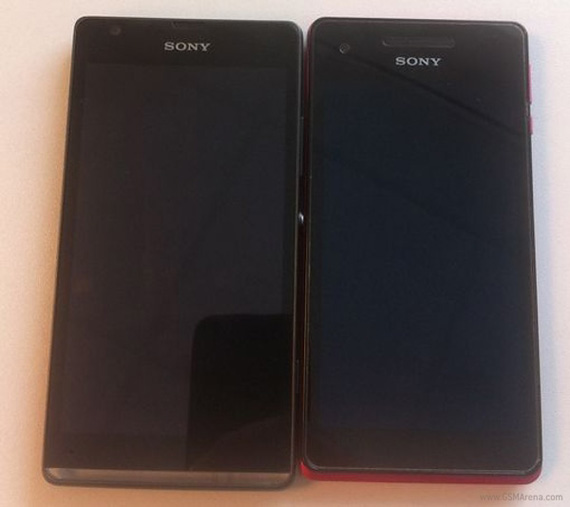 Sony Xperia SP C530X