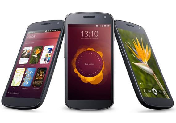 Ubuntu Phone OS smartphones