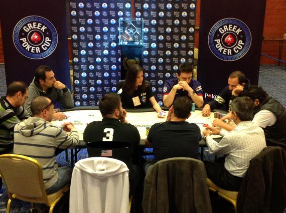 3ο Greek Poker Cup στο Club Hotel Casino Loutraki