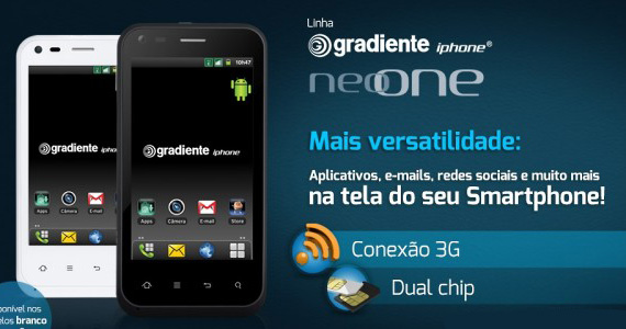 iPhone Brazil Android