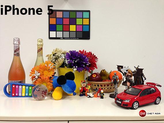 iPhone 5 studio