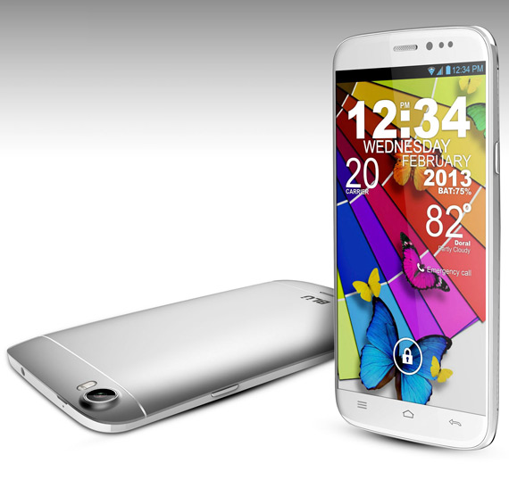 Blu Life View smartphone