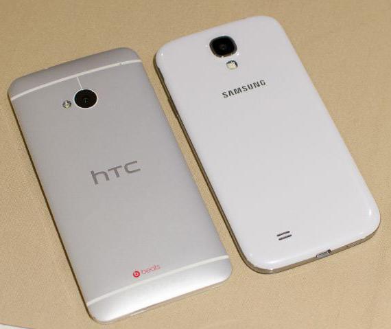 HTC One και Galaxy S 4 φωτογραφίζονται πλάι-πλάι