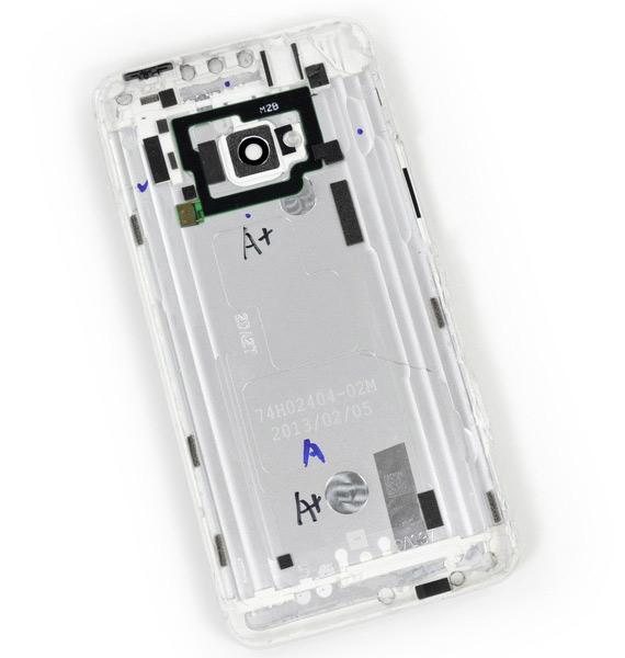 HTC One teardown