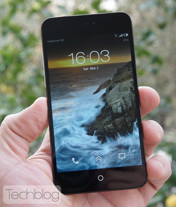 Meizu MX2 Dream φωτογραφίες hands-on
