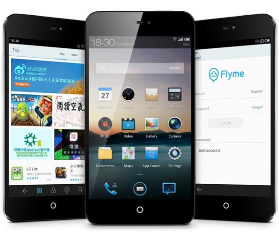 Meizu MX2 πλήρη τεχνικά χαρακτηριστικά και αναβαθμίσεις