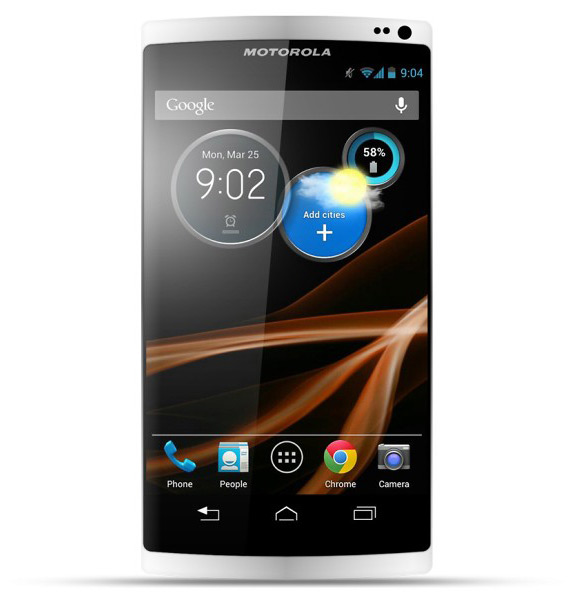 Motorola Phone X