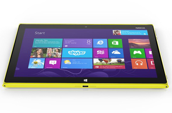 Nokia Windows 8 tablet concept