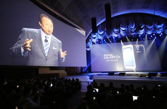 Ολόκληρη η παρουσίαση του Samsung Galaxy S4