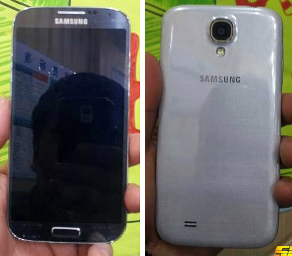 Samsung Galaxy S IV official leak
