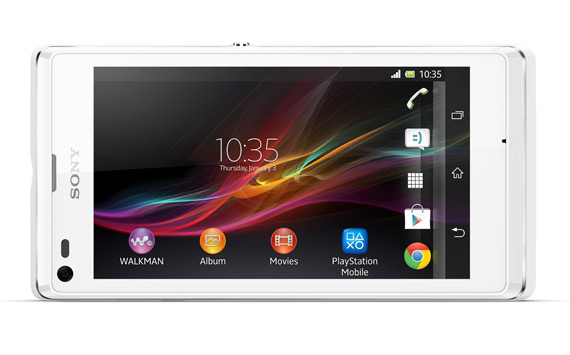 Sony Xperia L official