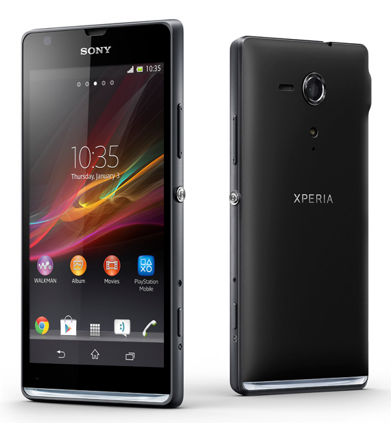 Sony Xperia SP official
