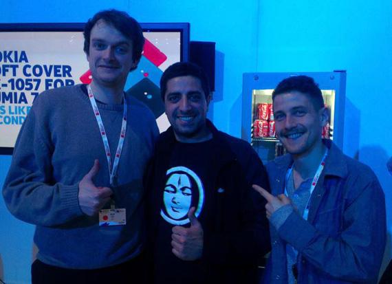Costas Vlachakis and BGR editorial team