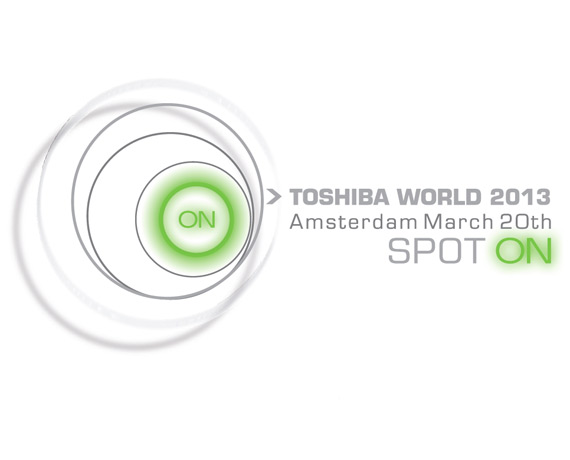 Toshiba World 2013