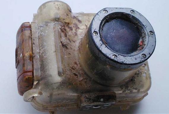 lost camera found