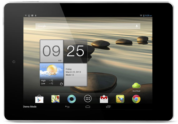 ACER A1-810 tablet