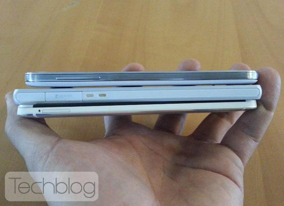 Galaxy S 4 - HTC One - Xperia Z