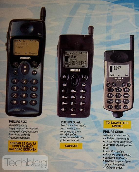 Γερμανός, Κατάλογος τεχνολογίας καλοκαίρι 1997