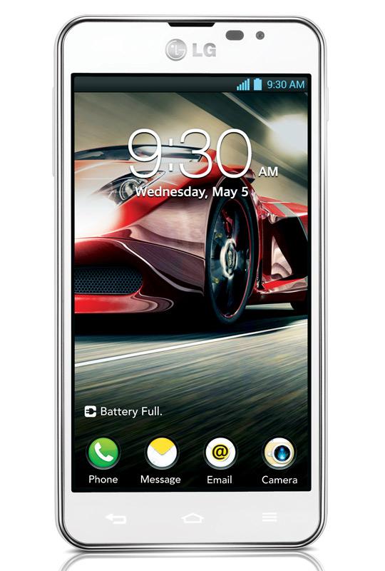 LG Optimus F5 πλήρη τεχνικά χαρακτηριστικά και αναβαθμίσεις