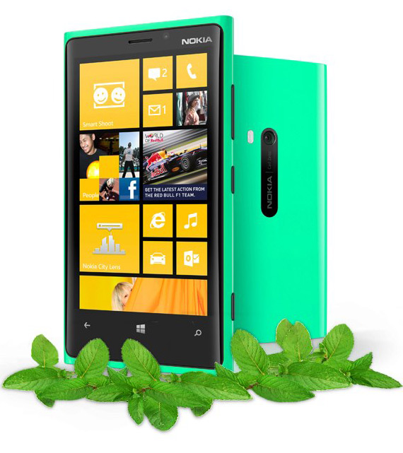 Nokia Lumia 920 mint