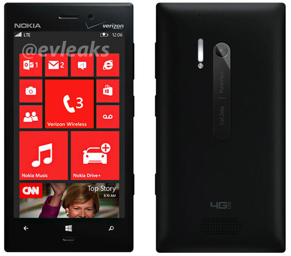 Nokia Lumia 928 Verizon 4G