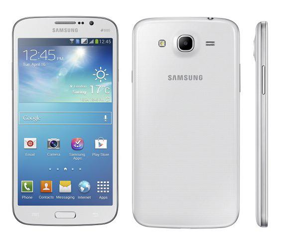 Samsung Galaxy Mega 5.8 πλήρη τεχνικά χαρακτηριστικά και αναβαθμίσεις
