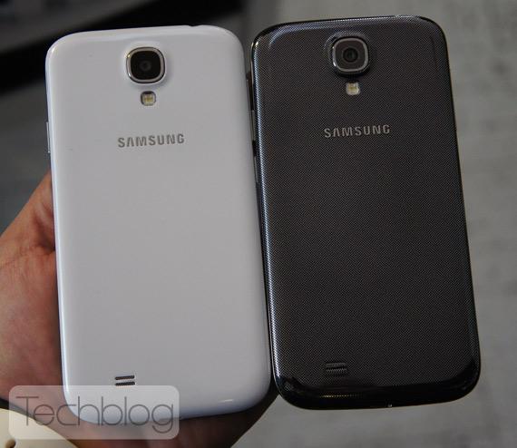 Samsung Galaxy S 4 φωτογραφίες hands-on