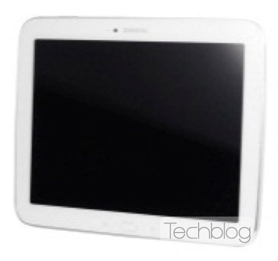 Samsung Galaxy Tab 3 revealed