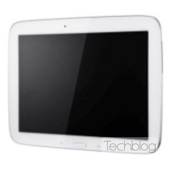 Samsung Roma Android tablet leaked