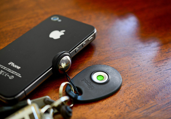 Tiltpod mini-stand για το iPhone 5